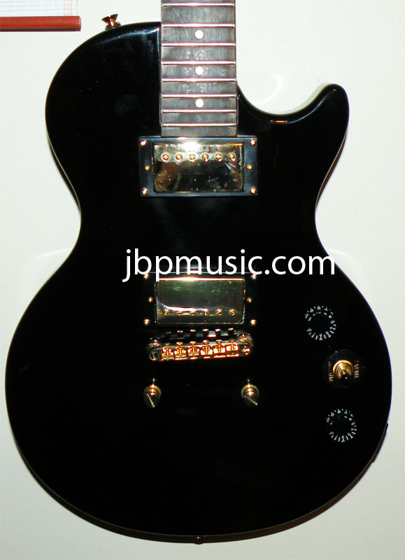 Mod guitar dot com guitar mods and hints from jim pearson mod guitar dot com guitar mods and hints from jim pearson transforming a special les paul special ii epiphone to awesomephone cheapraybanclubmaster Choice Image
