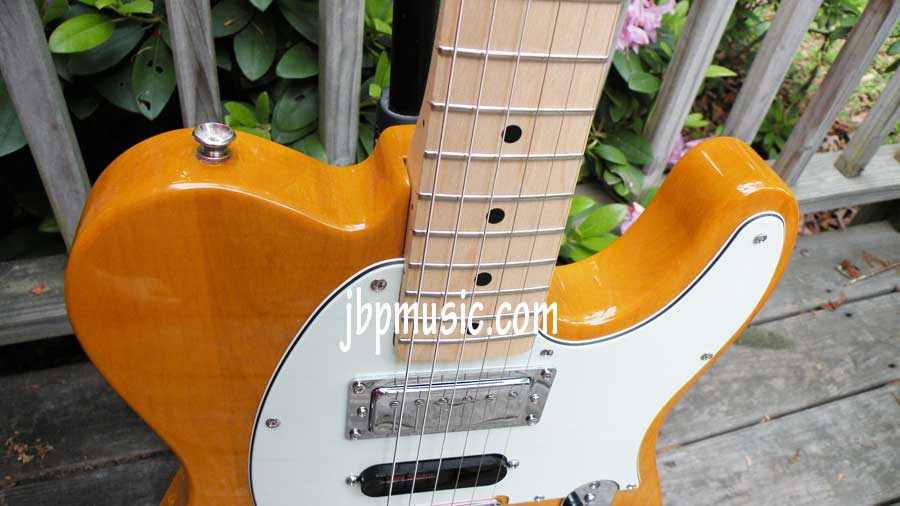 mod guitar dot com guitar mods and hints from jim pearson labels blonde coil split coil tap custom custom nut fender humbucker maple neck squier tele telecaster